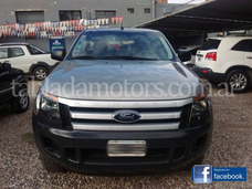 Ford Ranger Cabina Simple C/gnc 2013