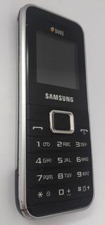 Samsung E-1182 -duo Chip Semi-novo Desbloqueado