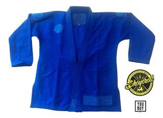 Kimono Bjj Shoyoroll Azul