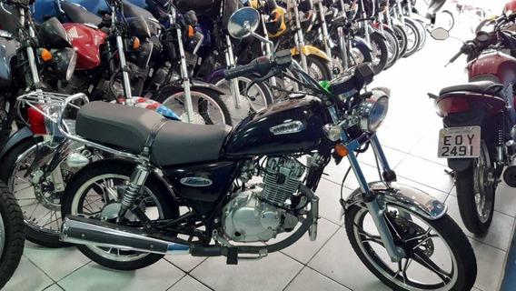 Intruder 125 2011 Linda Moto Ent 500 12 X $ 464 Rainha Motos