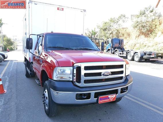 Caminhão Ford F4000, Ano 2011,no Baú, C/ Ar Cond., Impecável