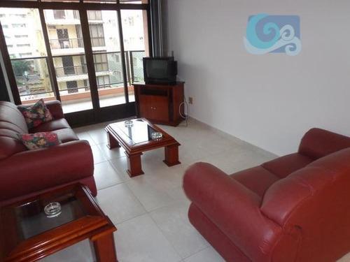 Imagem 1 de 9 de Apartamento Residencial À Venda, Praia Da Enseada, Guarujá - Ap2330. - Ap2330