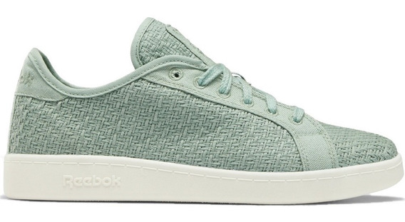 Tenis Classics Npc Uk Cotton And Corn Mujer Reebok Eg1573