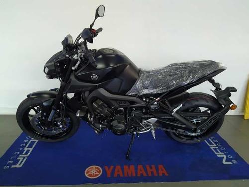 Yamaha Mt 09 Abs Preto 2021