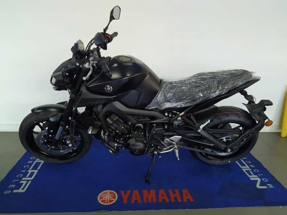 Yamaha Mt 09 Abs Preto 2020