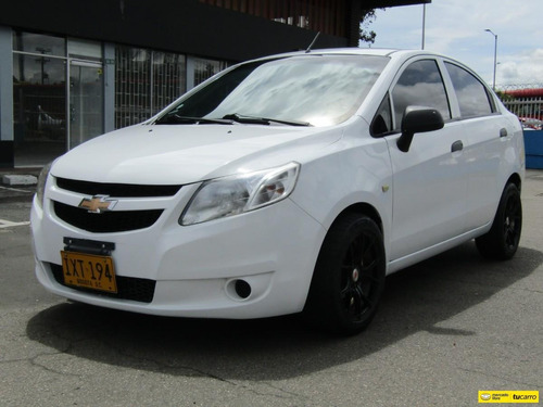 Chevrolet Sail 1.4 Ls Mecánica