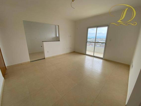 Apartamento Novo E Grande À Venda Na Vila Tupi Com Churrasqueira Na Sacada E Lazer Completo!!! - Ap2465