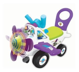 Avión Montable Para Niños Kiddieland Buzz Lightyear