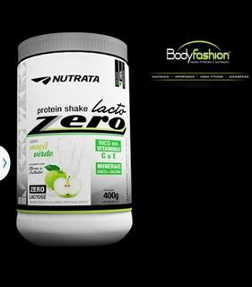 Protein Shake Lacto Zero Nutrata Frete