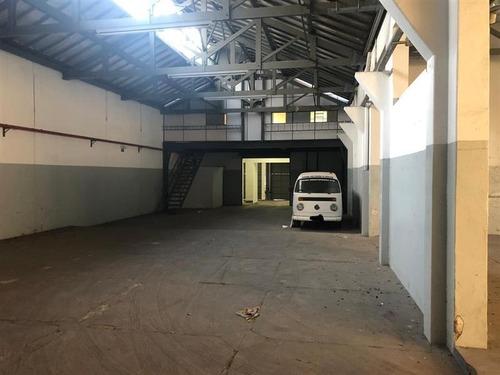 Salão Comercial Com 670 M² De Terreno, 891 M² De Área Construída. - 14173
