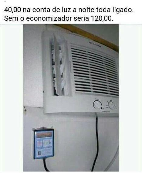 Redutor Economizador De Energia