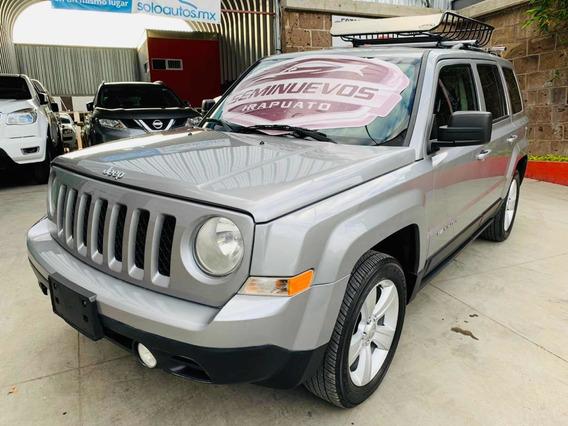 Jeep Patriot Latitud Automática