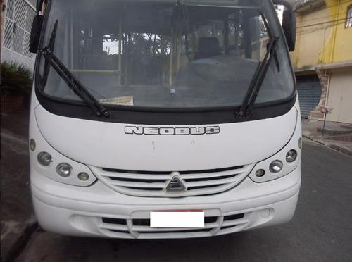 Micro Ônibus Duas Portas Thunder+