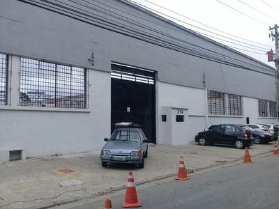 Terreno Industrial Para Locação, Vila Leopoldina, São Paulo. - Te0585