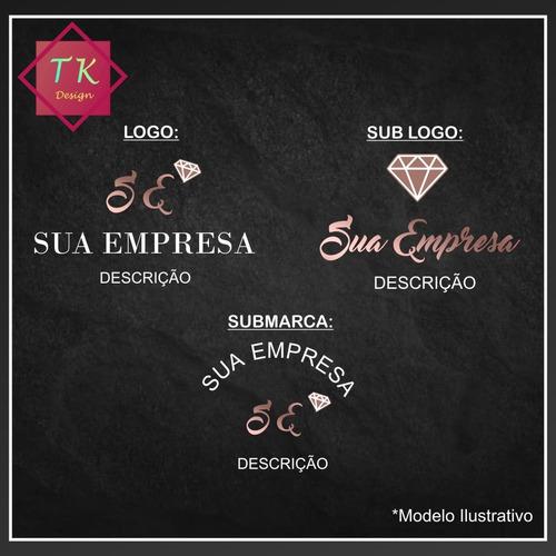 Imagem 1 de 2 de Desenvolvimento De Logo