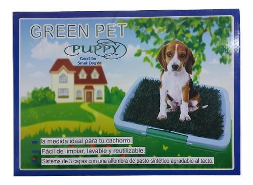 Alfombra Sanitaria Para Perros. Pasto Sintético 40x68 Envio!