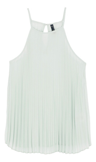 Blusa Strappy Cuello Halter De Mujer C&a 1050229