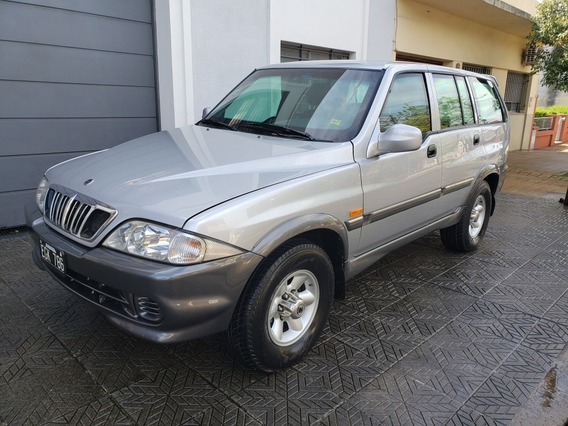 Ssangyong Musso 2.9 602 Dti Security At 2005