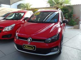 Volkswagen Fox Xtreme 2017/2018 1.6 4 Pts Completo Vermelho