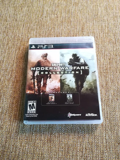 Call Of Duty Modern Warfare Collection Ps3 Envio Gratis.