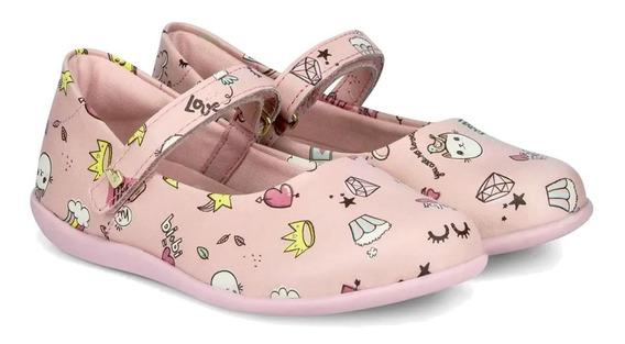 Sapatilha Infantil Feminina Bibi Fashion Sweet