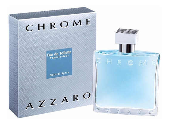 Chrome De Azzaro Eau De Toilette 100 Ml