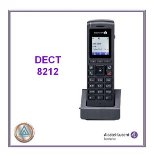 Teléfono Alcatel-lucent Modelo Dect 8212