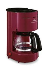 Cafetera T-fal Heliora Petit Eléctrica 6 Tazas Vino Cm3216mx
