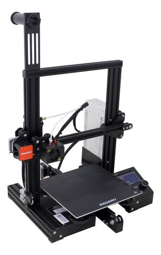 Impressora 3d Bivolt Com Tecnologia De Impressão Fdm
