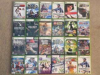 Xbox 360 Juegos Importados. Disco Fisico Ntsc