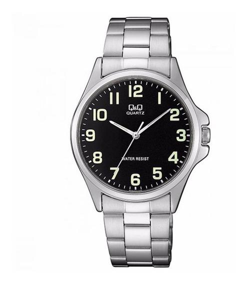 Relógio Q&q By Japan Masculino Qa06j205y C/ Garantia E Nf