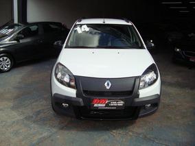 Renault Sandero Stepway 1.6 16v Tweed Hi-flex Aut. 5p