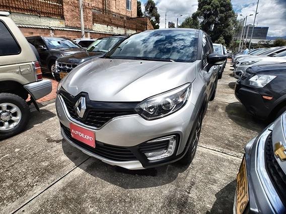 Renault Captur Intens Sec 2 Gasolina 4x2
