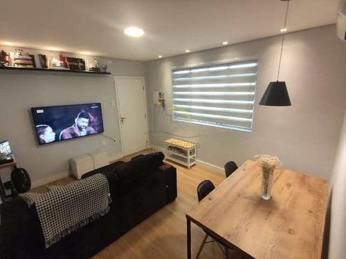 Apartamento Com 2 Dorms, Marapé, Santos - R$ 303 Mil, Cod: 3208 - V3208