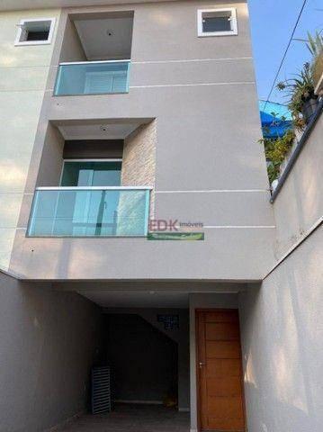 Imagem 1 de 20 de Sobrado Com 3 Dormitórios À Venda, 117 M² Por R$ 465.000 - Vila Guarani - Santo André/sp - So2466