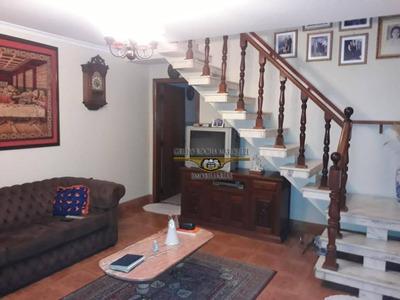Sobrado Com 2 Dormitórios Para Alugar, 196 M² Por R$ 3.500/mês - Jardim Anália Franco - São Paulo/sp - So1282