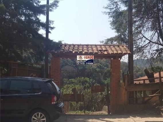 Chácara 1000m2 Com Moradia - Bem Localizada