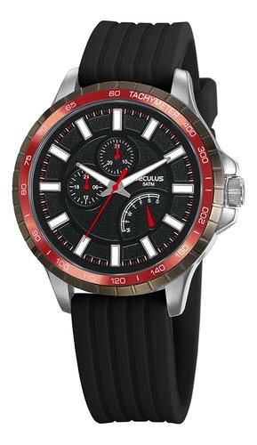 Relógio Seculus Grande Barato Original Prova D'água Esporte
