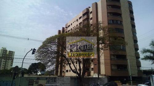 Imagem 1 de 30 de Apartamento  Residencial À Venda, Centro, Sumaré. - Ap0569