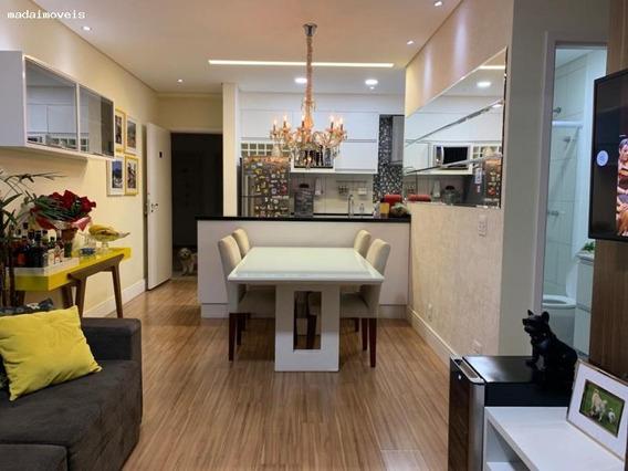Apartamento Para Locação Em Mogi Das Cruzes, Vila Suíssa, 2 Dormitórios, 1 Suíte, 2 Banheiros, 1 Vaga - 2396_2-983939