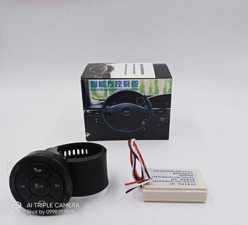 Mando Al Volante Comando Universal Control Para Radio Auto