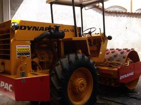 Rolo Compactador Dynapac Ca15 Pata