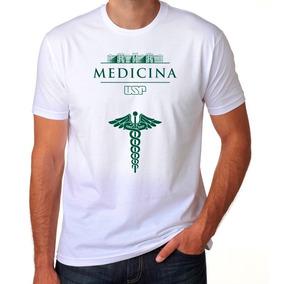 Camiseta Usp Medicina Universidade De São Paulo