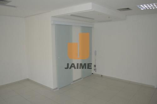 Conjunto Comercial Com 30 M² 1 Sala E 1 Vaga. - Ja14473