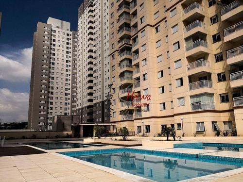Apartamento Com 2 Dormitórios À Venda, 57 M² Por R$ 270.000,00 - Conceição - Osasco/sp - Ap0836