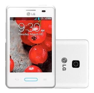 Lg Optimus L3 Ii E425 Android 4.1 3g Câmera 3mp - Novo