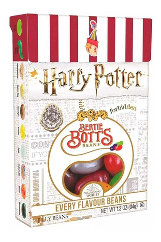 Bertie Botts Grageas Asquerosas / Dulces Harry Potter
