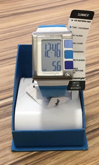 Relógio Freestyle Summer Fs84846 Azul