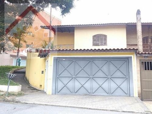 Sobrado A Venda No Bairro Jardim Vila Galvão Em Guarulhos - - 720-1
