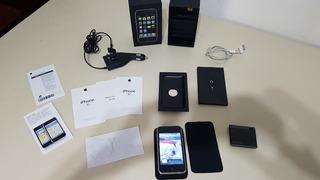 iPhone 3g - Impecável - Vários Jogos + Acessórios